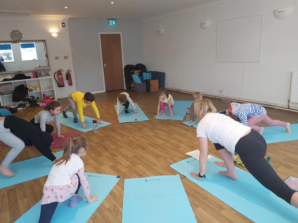 Children's Yoga Classes - Bee@OneYoga